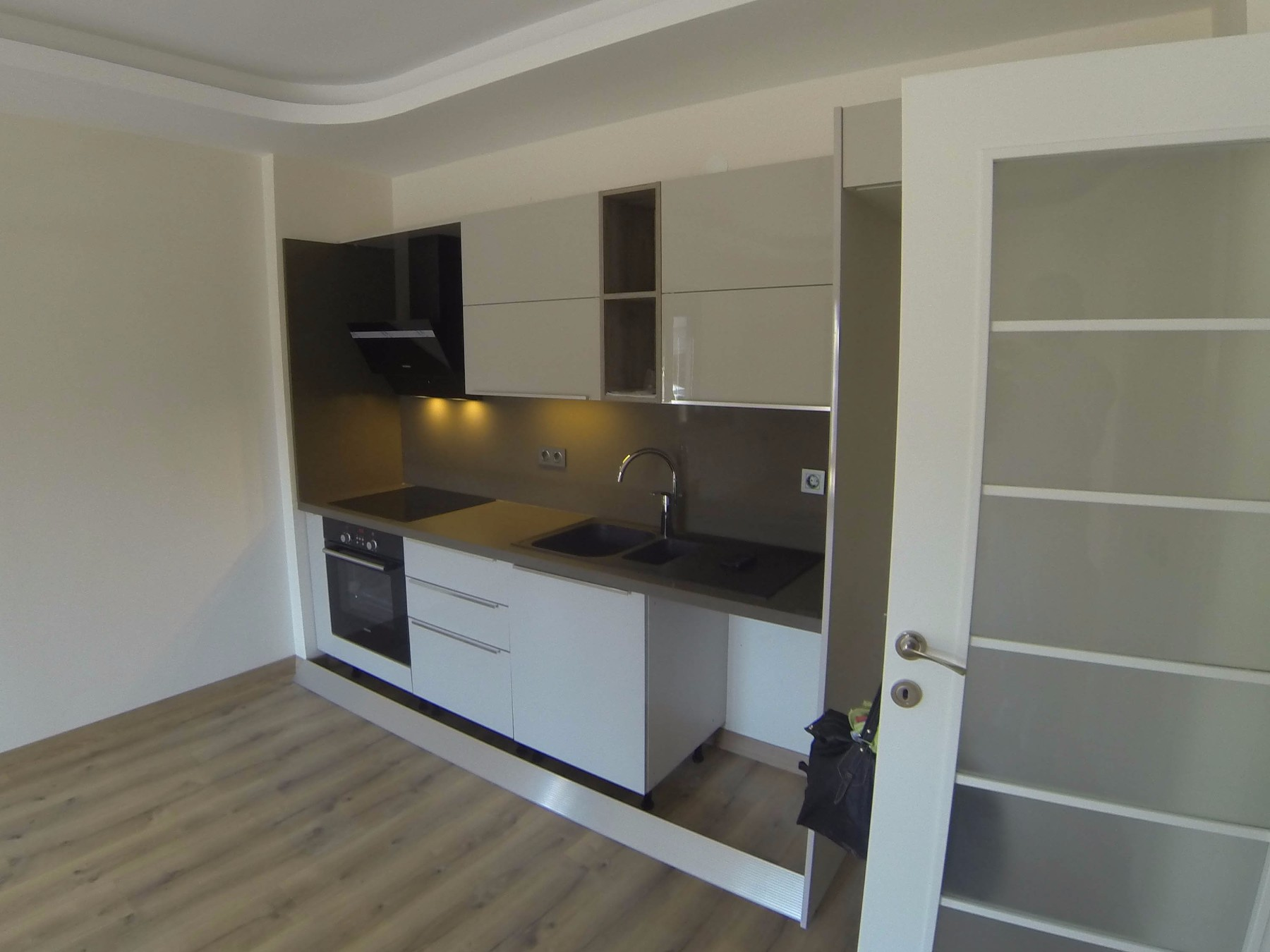 Luxury brand new two bedroomed Smart System apartment in Center of Marmaris