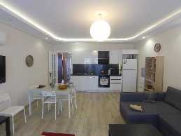 2 bedroom flat for rent in marmaris centre, 20 meters from beach