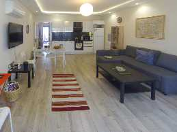 2 bedroom flat for sale in marmaris centre, 20 meters from beach
