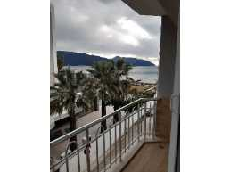 two bedroom furnished apartment for rent with sea view